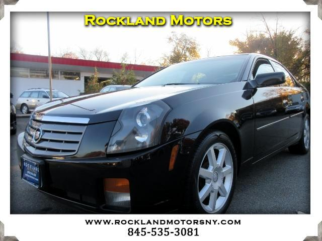 2005 Cadillac CTS DISCLAIMER We make every effort to present information that is accurate However