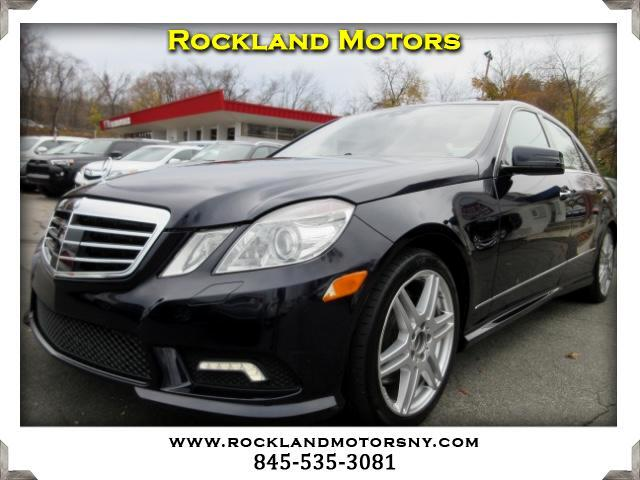2010 Mercedes E-Class DISCLAIMER We make every effort to present information that is accurate How