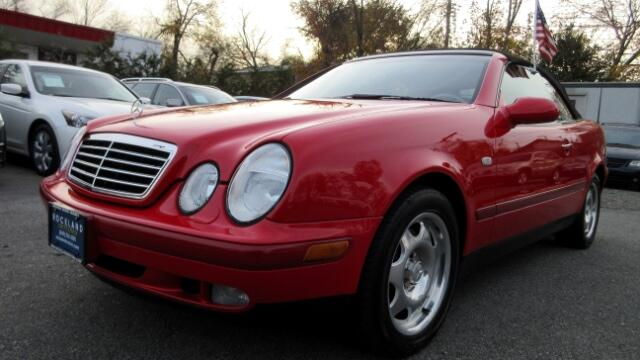 1999 Mercedes CLK-Class DISCLAIMER We make every effort to present information that is accurate H