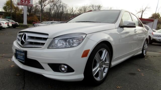 2010 Mercedes C-Class DISCLAIMER We make every effort to present information that is accurate How