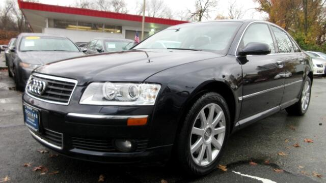 2005 Audi A8 DISCLAIMER We make every effort to present information that is accurate However it i