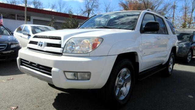 2004 Toyota 4Runner DISCLAIMER We make every effort to present information that is accurate Howev