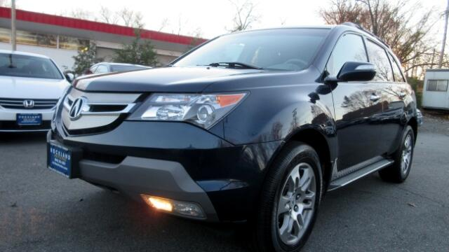 2009 Acura MDX DISCLAIMER We make every effort to present information that is accurate However it