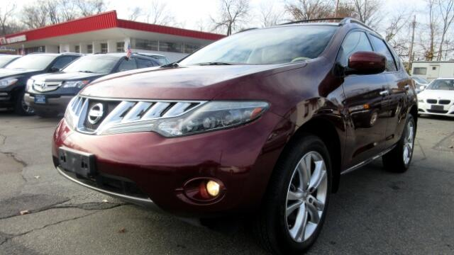 2009 Nissan Murano DISCLAIMER We make every effort to present information that is accurate Howeve