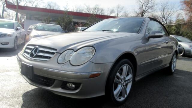 2006 Mercedes CLK-Class DISCLAIMER We make every effort to present information that is accurate H