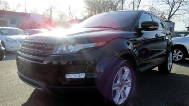 2013 Land Rover Range Rover Evoque DISCLAIMER We make every effort to present information that is