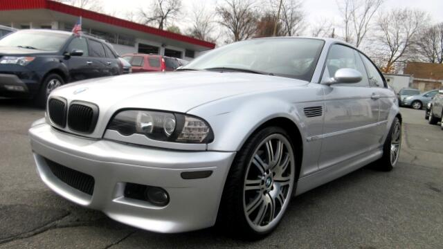 2006 BMW M3 DISCLAIMER We make every effort to present information that is acc