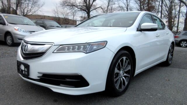 2015 Acura TLX DISCLAIMER We make every effort to present information that is accurate However it