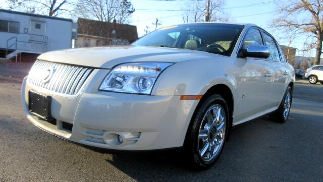 2008 Mercury Sable DISCLAIMER We make every effort to present information that is accurate Howeve