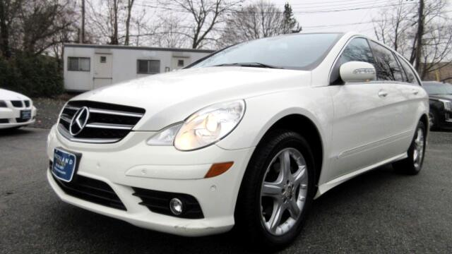 2009 Mercedes R-Class DISCLAIMER We make every effort to present information that is accurate How