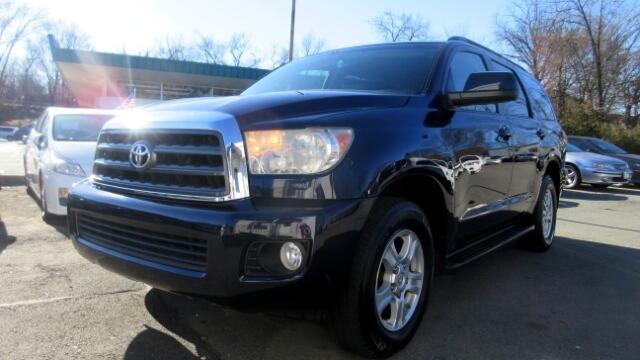 2008 Toyota Sequoia DISCLAIMER We make every effort to present information that is accurate Howev