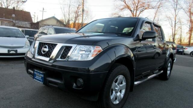 2012 Nissan Frontier DISCLAIMER We make every effort to present information that is accurate Howe