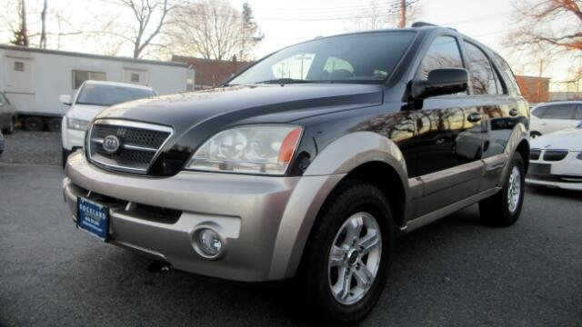 2004 Kia Sorento DISCLAIMER We make every effort to present information that is accurate However