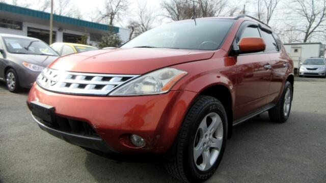 2003 Nissan Murano DISCLAIMER We make every effort to present information that is accurate Howeve