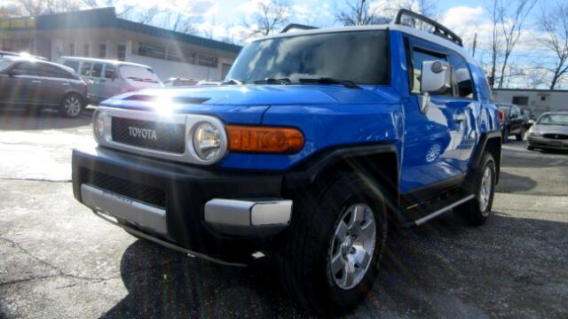 2007 Toyota FJ Cruiser DISCLAIMER We make every effort to present information that is accurate Ho