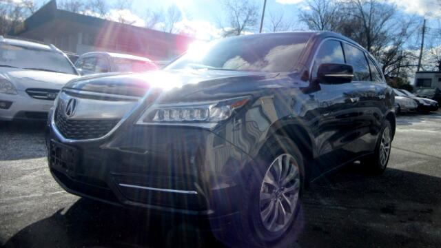 2015 Acura MDX DISCLAIMER We make every effort to present information that is accurate However it