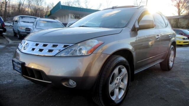 2004 Nissan Murano DISCLAIMER We make every effort to present information that is accurate Howeve