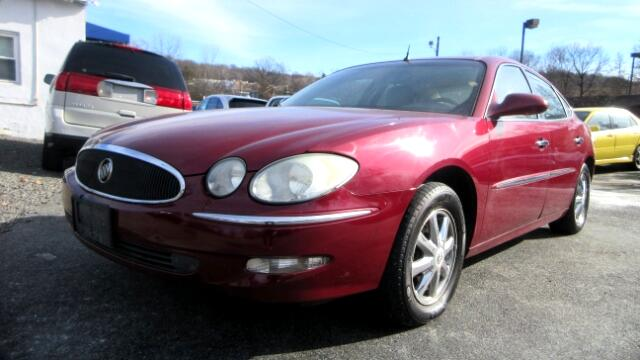 2005 Buick LaCrosse DISCLAIMER We make every effort to present information that is accurate Howev