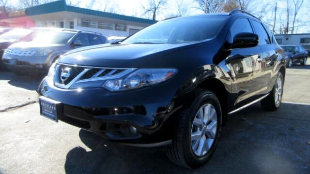 2011 Nissan Murano DISCLAIMER We make every effort to present information that is accurate Howeve