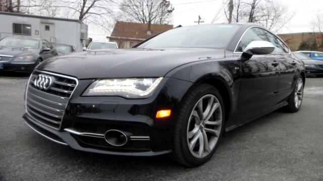 2013 Audi S7 DISCLAIMER We make every effort to present information that is accurate However it i