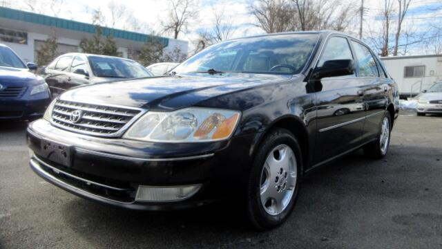 2004 Toyota Avalon DISCLAIMER We make every effort to present information that is accurate Howeve