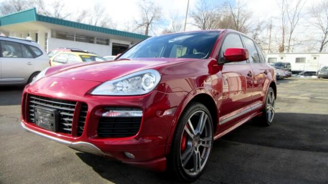 2008 Porsche Cayenne DISCLAIMER We make every effort to present information that is accurate Howe
