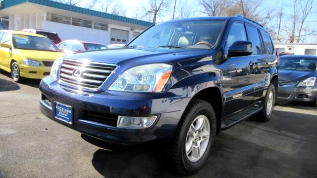 2004 Lexus GX 470 DISCLAIMER We make every effort to present information that is accurate However