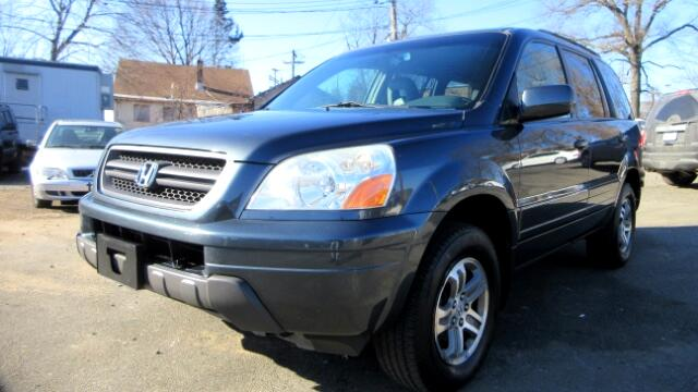 2004 Honda Pilot DISCLAIMER We make every effort to present information that is accurate However
