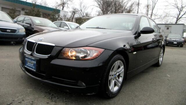 2008 BMW 3-Series DISCLAIMER We make every effort to present information that is accurate However