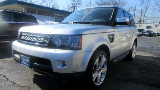 2013 Land Rover Range Rover Sport DISCLAIMER We make every effort to present information that is a
