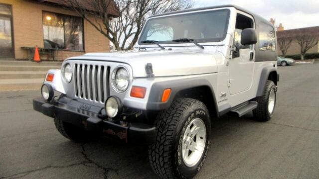 2006 Jeep Wrangler DISCLAIMER We make every effort to present information that is accurate Howeve