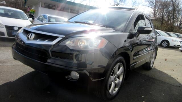 2009 Acura RDX DISCLAIMER We make every effort to present information that is accurate However it