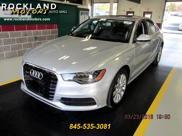 2014 Audi A6 DISCLAIMER We make every effort to present information that is accurate However it i