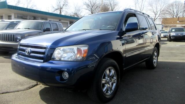 2007 Toyota Highlander DISCLAIMER We make every effort to present information that is accurate Ho