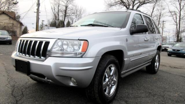 2004 Jeep Grand Cherokee DISCLAIMER We make every effort to present information that is accurate