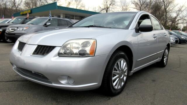 2006 Mitsubishi Galant DISCLAIMER We make every effort to present information that is accurate Ho
