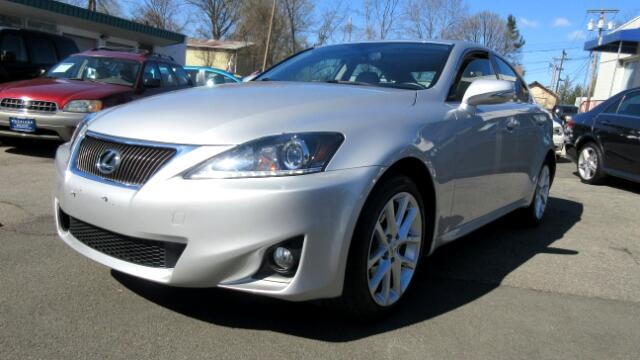 2012 Lexus IS DISCLAIMER We make every effort to present information that is accurate However it