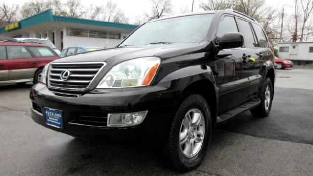 2006 Lexus GX 470 DISCLAIMER We make every effort to present information that is accurate However