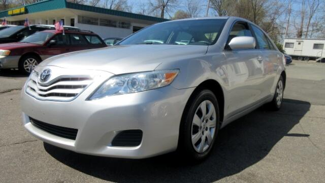 2010 Toyota Camry DISCLAIMER We make every effort to present information that is accurate However