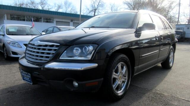 2004 Chrysler Pacifica DISCLAIMER We make every effort to present information that is accurate Ho