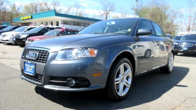 2008 Audi A4 DISCLAIMER We make every effort to present information that is accurate However it i