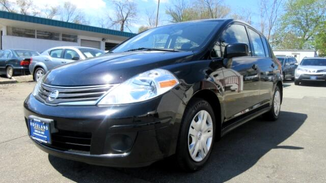 2010 Nissan Versa DISCLAIMER We make every effort to present information that is accurate However