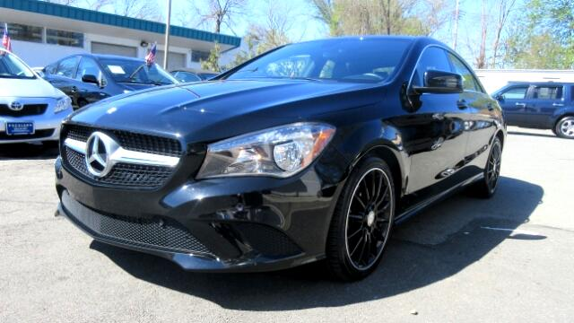 2014 Mercedes CLA-Class DISCLAIMER We make every effort to present information that is accurate H