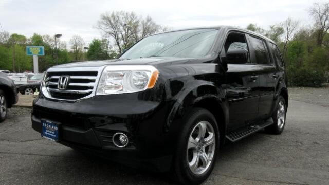 2013 Honda Pilot DISCLAIMER We make every effort to present information that is accurate However