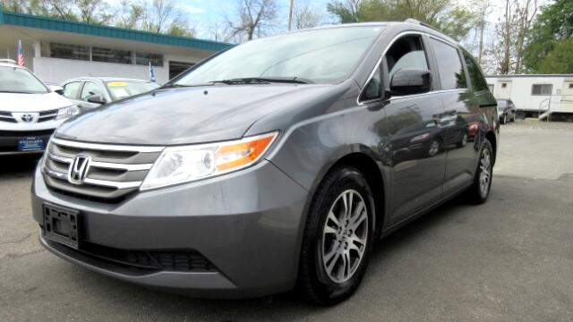 2013 Honda Odyssey DISCLAIMER We make every effort to present information that is accurate Howeve