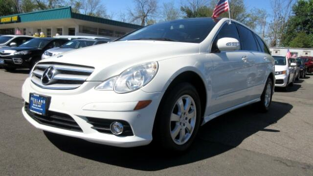 2008 Mercedes R-Class DISCLAIMER We make every effort to present information that is accurate How