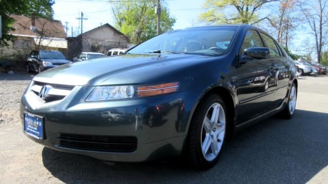 2005 Acura TL DISCLAIMER We make every effort to present information that is accurate However it