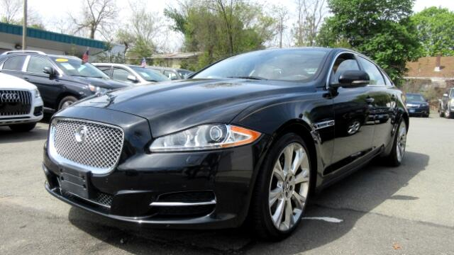 2012 Jaguar XJ-Series DISCLAIMER We make every effort to present information that is accurate How