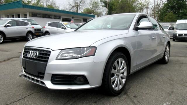 2009 Audi A4 DISCLAIMER We make every effort to present information that is accurate However it i