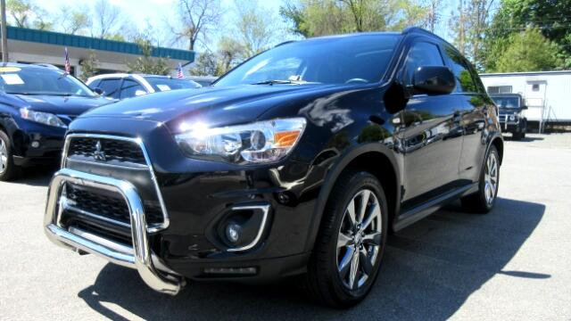 2013 Mitsubishi Outlander Sport DISCLAIMER We make every effort to present information that is acc